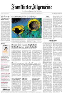 Frankfurter Allgemeine Zeitung F.A.Z. - 13. April 2019