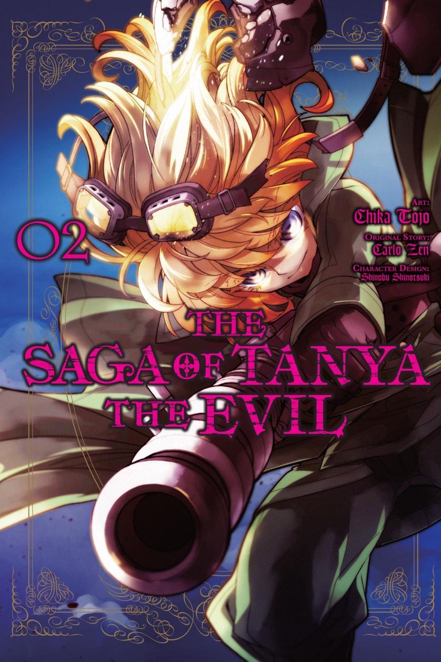 The Saga of Tanya the Evil v02 2018 Digital danke