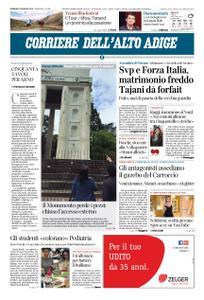 Corriere dell'Alto Adige – 05 maggio 2019