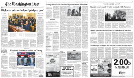 The Washington Post – November 21, 2019