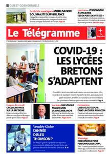 Le Télégramme Ouest Cornouaille – 07 novembre 2020