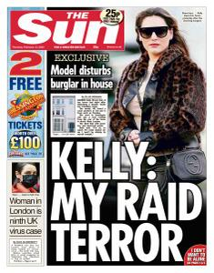 The Sun UK - 13 February 2020