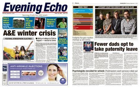 Evening Echo – September 01, 2018