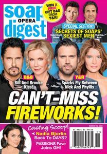 Soap Opera Digest - March 16, 2020