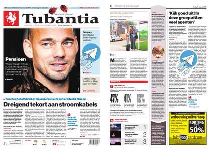 Tubantia - Enschede – 13 augustus 2019