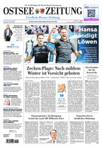 Ostsee Zeitung Wolgast - 04. März 2019
