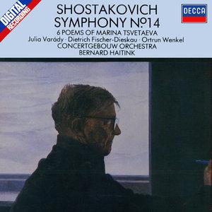 Dmitri Shostakovich: Symphony Nr. 14 • 6 Poems Of Marina Tsvetaeva - Bernard Haitink, Royal Concertgebouw Orchestra