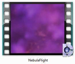 Nebula Flight For DeskScapes