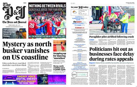 The Press and Journal Moray – March 04, 2019