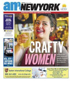 AM New York - August 07, 2018