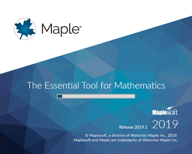 Maplesoft Maple 2019.1