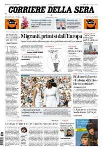 Corriere della Sera - 15 Luglio 2018