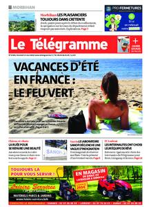 Le Télégramme Auray – 15 mai 2020