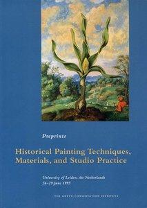"Arie Wallert, Erma Hermens, Marja F.J. Peck, ""Historical Painting Techniques, Materials, and Studio Practice"""