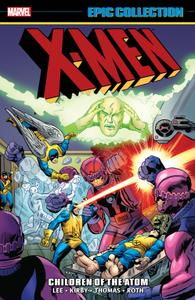 X-Men Epic Collection v01-Children Of The Atom 2019 Digital FatNerd