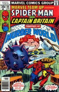 Marvel Team-Up v1 066 1978