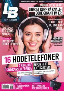 Lyd & Bilde - mai 2020