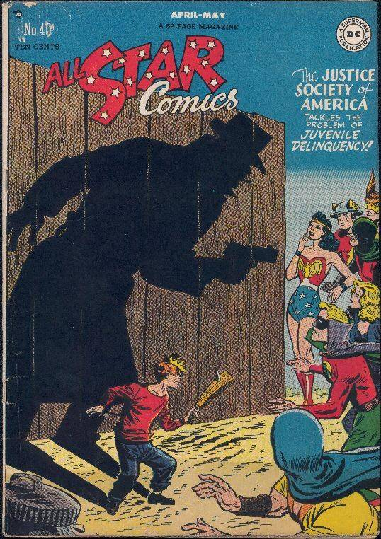 All-Star Comics 040 1948