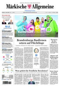 Märkische Allgemeine Fläming Echo - 21. Januar 2019