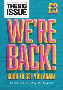 The Big Issue - July 06, 2020