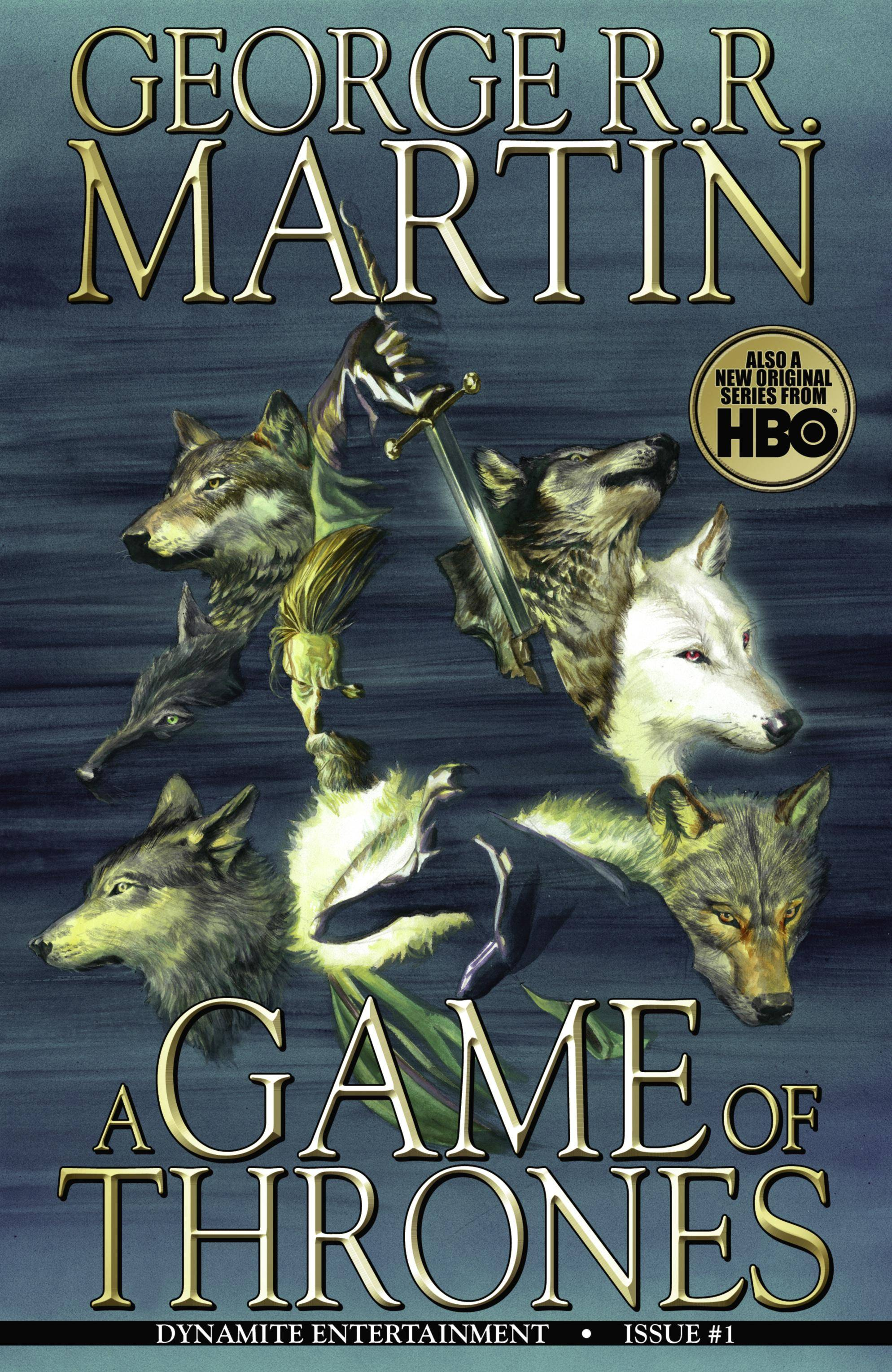 George R R Martins A Game of Thrones 001 2011 2 covers Digital