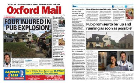 Oxford Mail – July 20, 2019