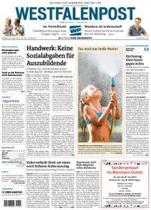 Westfalenpost Wetter - 24. Juni 2019