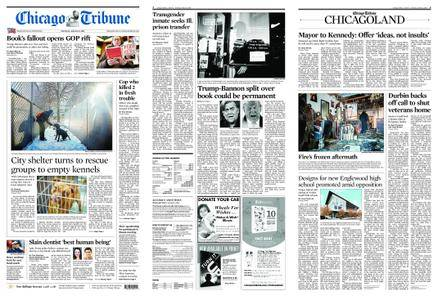 Chicago Tribune – January 06, 2018