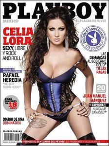 Playboy Mexico - Octubre 2011