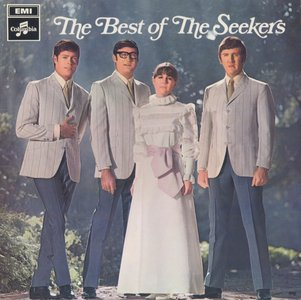 The Seekers - The Best Of The Seekers (1968) EMI Columbia/SX 6268 - UK Mono 1st Pressing - LP/FLAC In 24bit/96kHz
