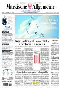 Märkische Allgemeine Luckenwalder Rundschau - 16. März 2018