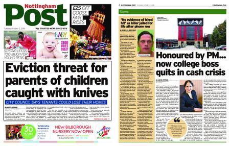 Nottingham Post – October 02, 2018