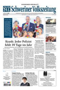 Schweriner Volkszeitung Hagenower Kreisblatt - 17. April 2019