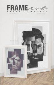 GraphicRiver - Frame Art Photo Template
