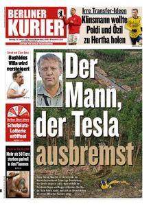 Berliner Kurier – 18. Februar 2020
