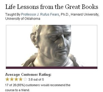 TTC Video - Life Lessons from the Great Books