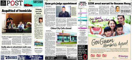 The Guam Daily Post – November 09, 2017