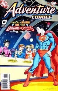 Adventure Comics 00 (2009)