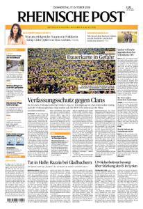 Rheinische Post – 17. Oktober 2019