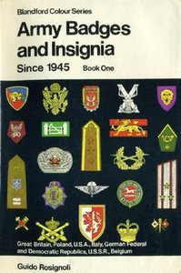 Army Badges and Insignia Since 1945. Book One (Repost)