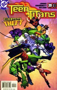 Teen Titans 020