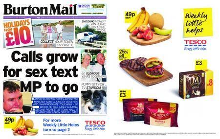 Burton Mail – July 19, 2018
