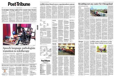Post-Tribune – May 18, 2020