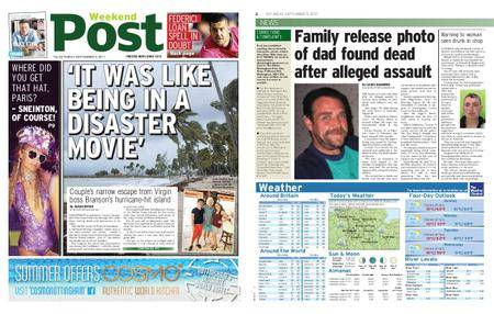 Nottingham Post – September 09, 2017