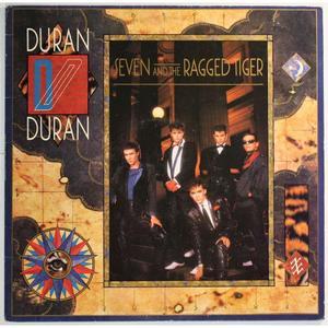 Duran Duran – Seven And The Ragged Tiger (1983) [LP,DSD128]