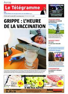 Le Télégramme Auray – 07 novembre 2019