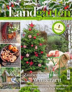 Mein schöner Landgarten - Dezember 2020 - Januar 2021