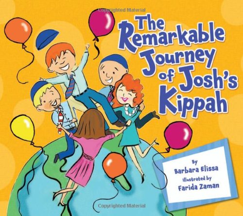 The Remarkable Journey of Josh's Kippah