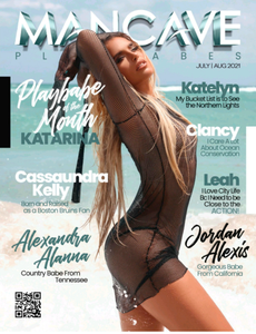 Mancave Playbabes - July/August 2021