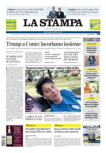 La Stampa Torino Provincia e Canavese - 8 Settembre 2019